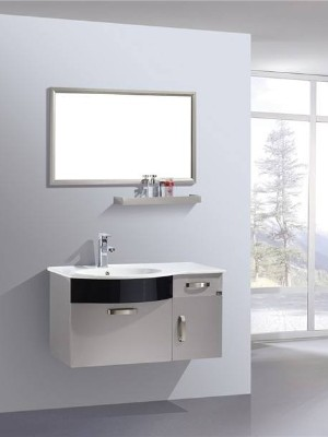 不锈钢浴室柜包边定制