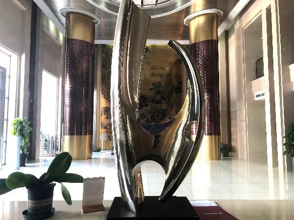 欧创展厅-不锈钢异型制品