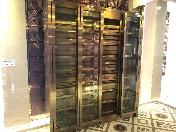 欧创展厅-恒温酒柜测试机